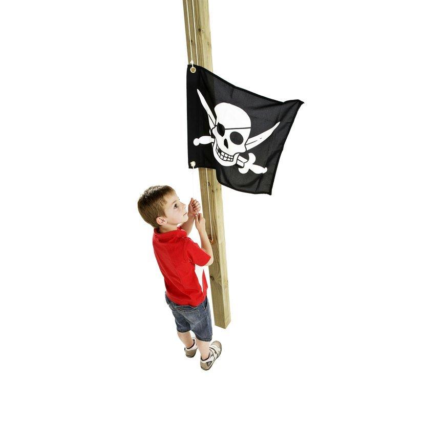 16d9994365347 Vlajka na detské ihrisko Pirát | Ihriská Piccolino