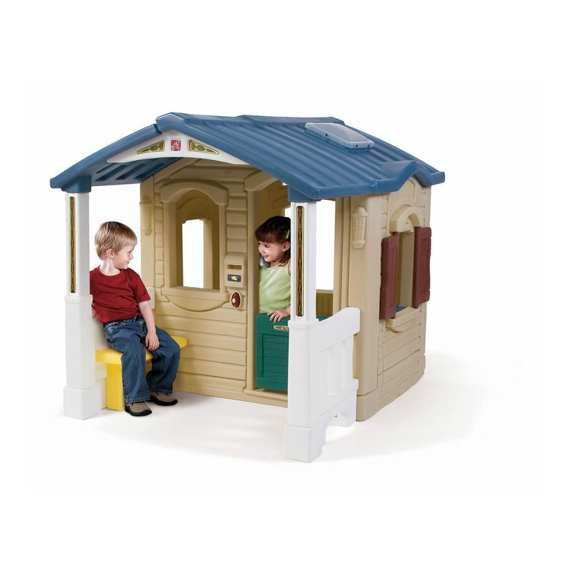 13984335e7dcf Detský hrací domček s terasou | Ihriská Piccolino